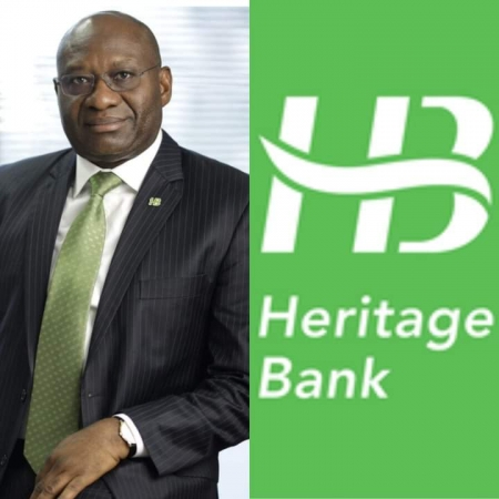 Heritage Bank's 8 years journey of entrenching business of banking in Nigeria
