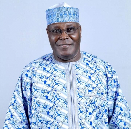 Happy Birthday to my leader Alhaji Atiku on this special day.
